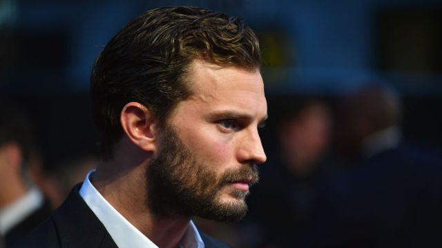 El actor Jamie Dornan