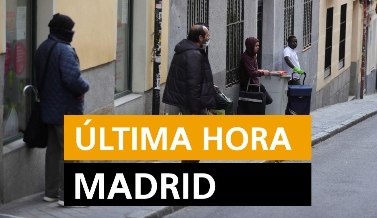Última hora Madrid hoy martes, 21 de julio de 2020, en directo