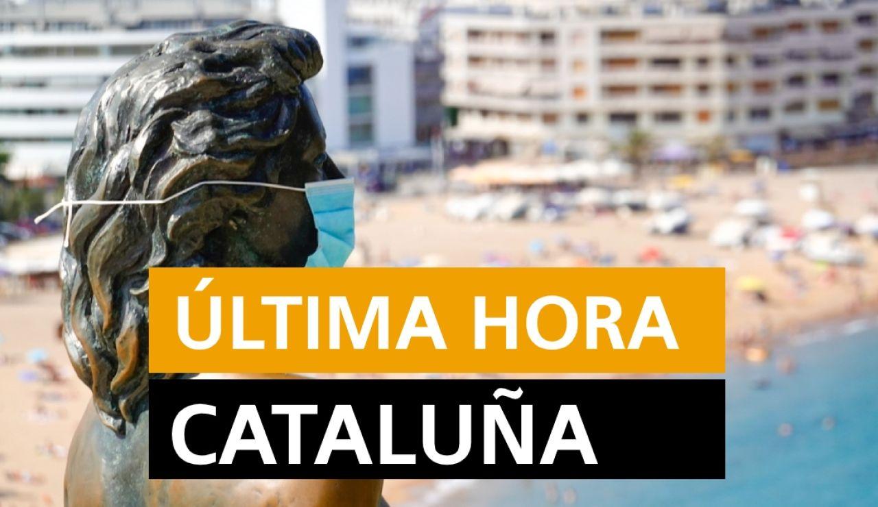 Coronavirus Cataluña: Rebrotes y noticias de hoy, miércoles 22 de julio, en directo | Última hora Cataluña