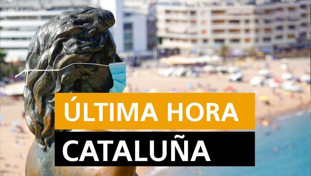 Coronavirus Cataluña: Rebrotes y noticias de hoy, miércoles 22 de julio, en directo   Última hora Cataluña
