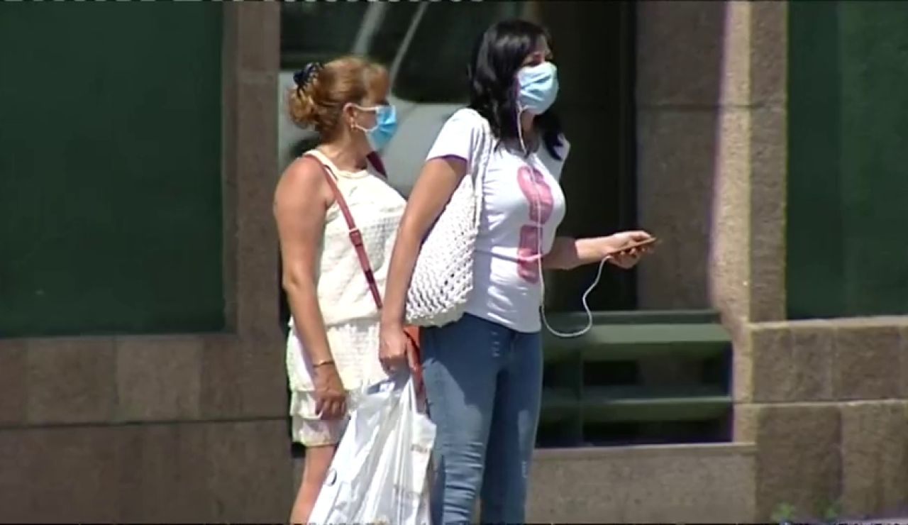 Calma tensa por los rebrotes de coronavirus en Cataluña