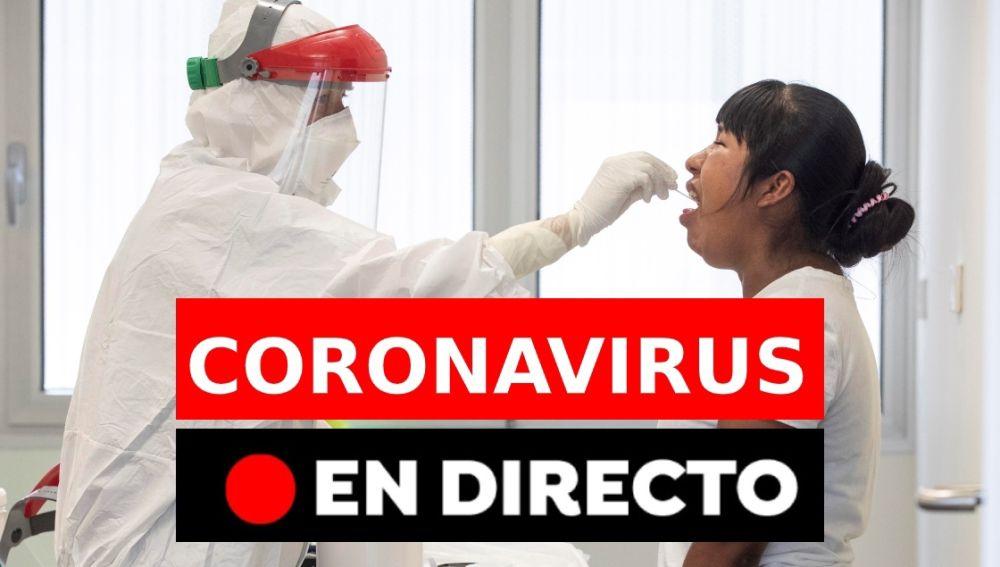 Coronavirus última hora noticias en España hoy