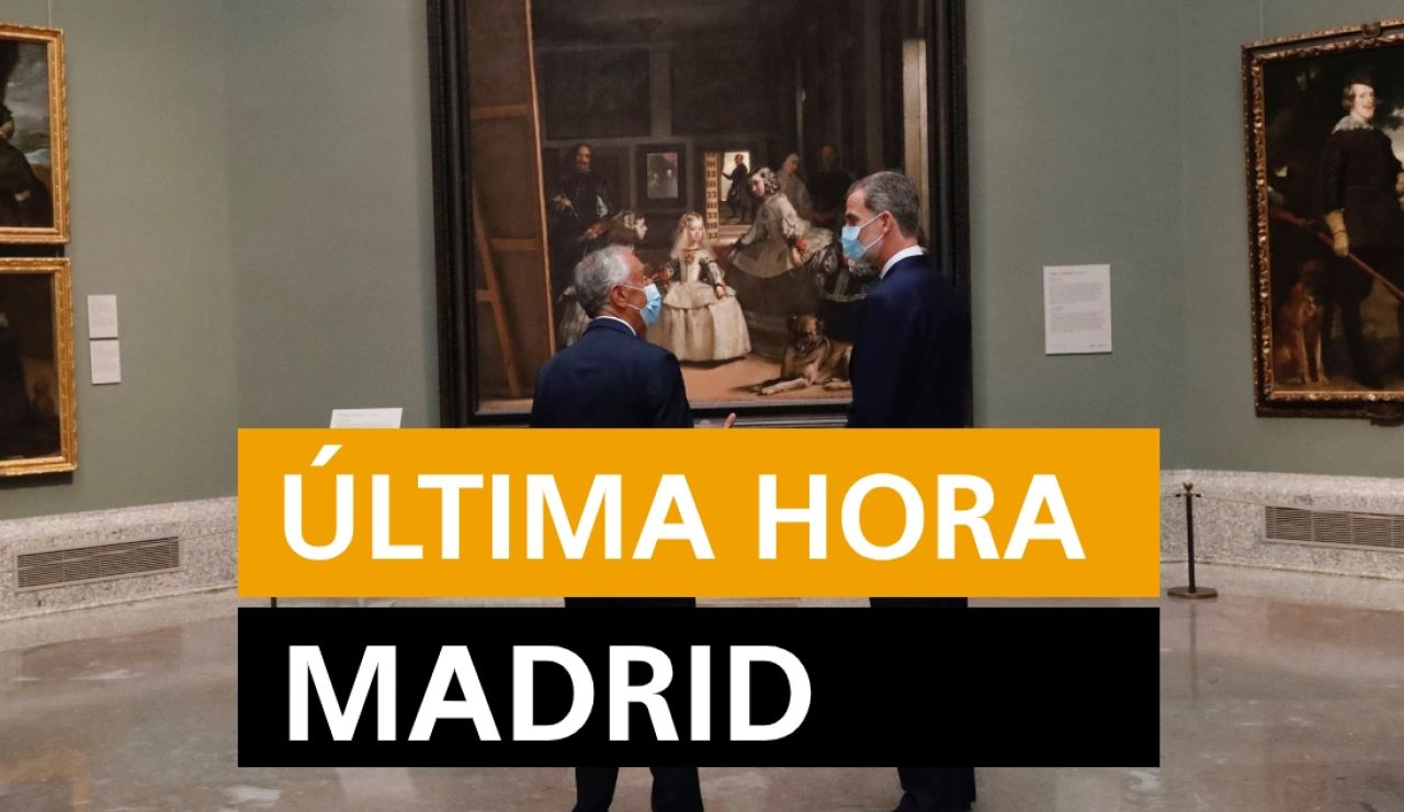 Coronavirus Madrid: Rebrotes y noticias de hoy, miércoles 22 de julio, en directo | Última hora Madrid