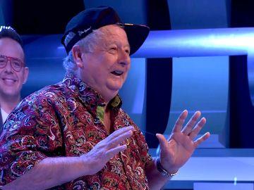 """""""Ya sé ponerme la gorra toa' así"""": la sorprendente actuación del Señor del Tirol de hip-hop"""