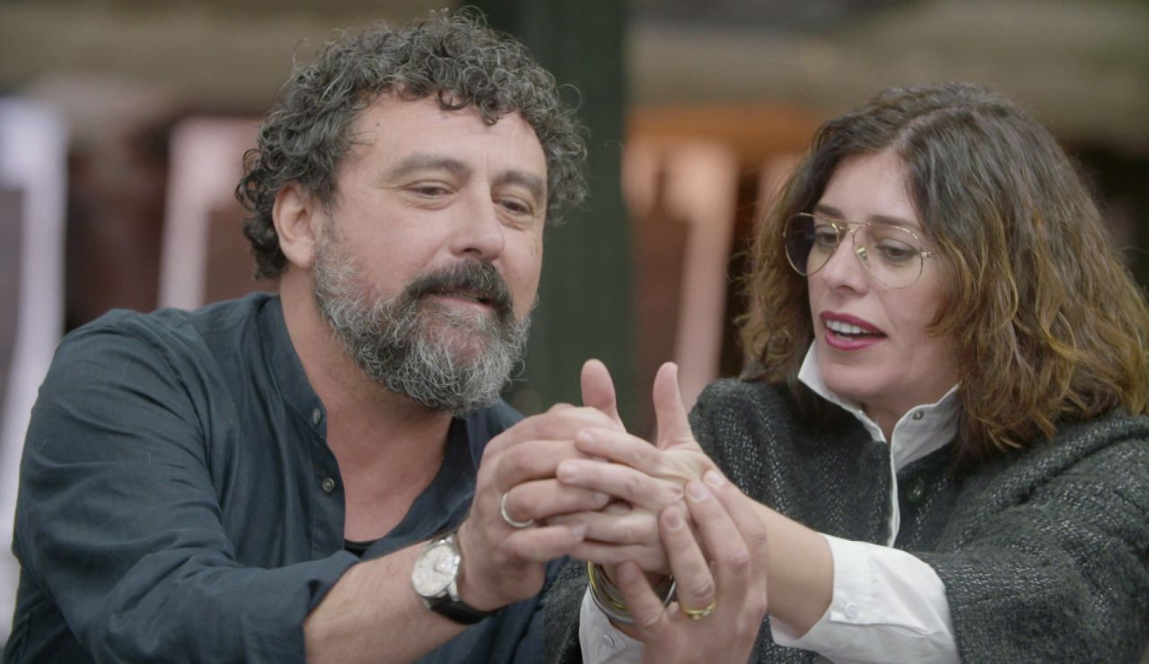 Paco Tous revela cómo les enseñaron a disparar en 'Los hombres de Paco'