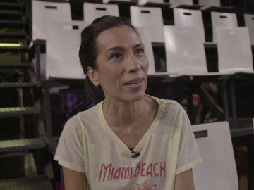 """Itziar Miranda, sobre la discusión viral entre Manolita y Luisita: """"Nos sorprendió lo fuerte que fue emocionalmente"""""""