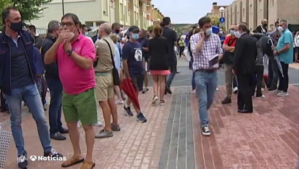 La presión de los vecinos echa a unos okupas de unas viviendas recién escrituradas en Burgos
