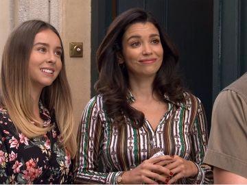El interrogatorio de Luisita y Amelia a Sebastián sobre la salud de su familia