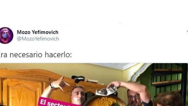 Tuit de @mozoyefimovich