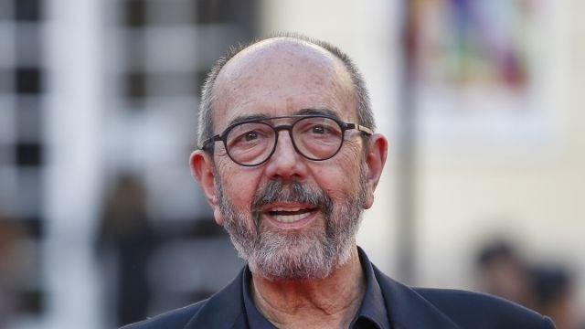 El actor Miguel Rellán