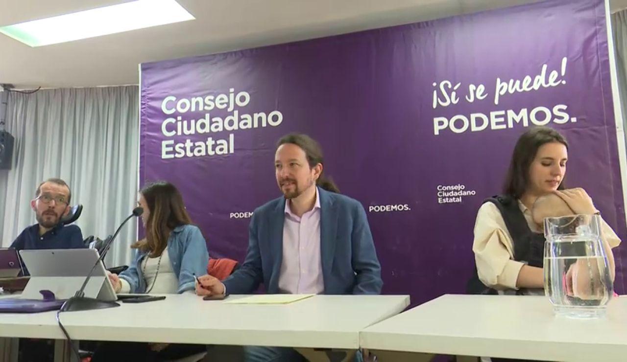 Un juzgado investiga una denuncia por el uso de una 'caja B' en Podemos