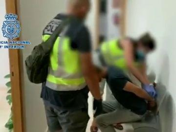 Uno de los fugitivos más buscados de Europa es detenido en Punta Umbria, en Huelva