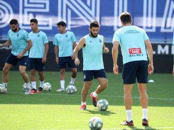 El Espanyol informa de un positivo asintomático por coronavirus