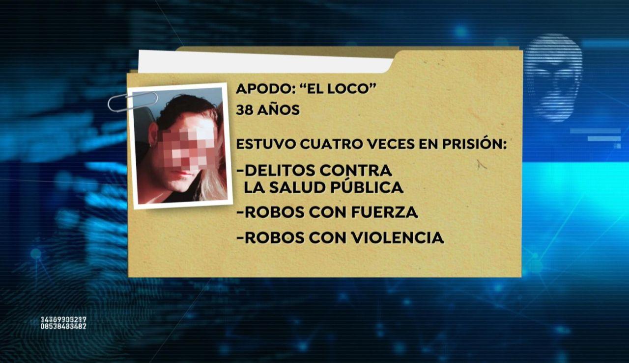 El presunto asesino de la mujer descuartizada en Chapinería, 'El loco', ha estado en prisión 4 veces por robos y drogas