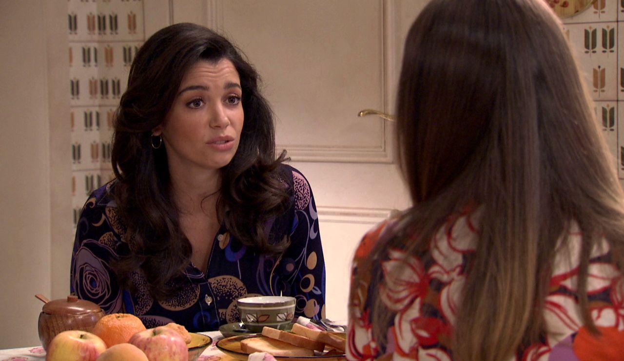 Avance 'Amar es para siempre': Amelia no está convencida del plan de irse a Manchester