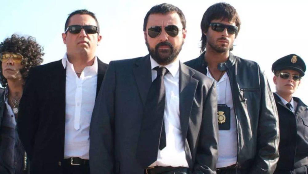 La primera imagen de Paco Tous y Pepón Nieto tras anunciar su regreso en 'Los hombres de Paco: El reencuentro'