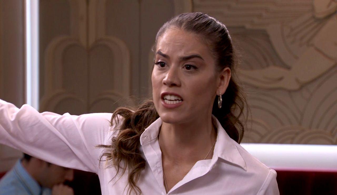 El plan de Curtis no convence a Jose y acaba en una fuerte discusión