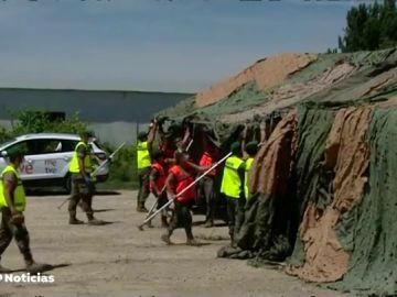Así ha sido la labor de los militares en la Operación Balmis durante el coronavirus