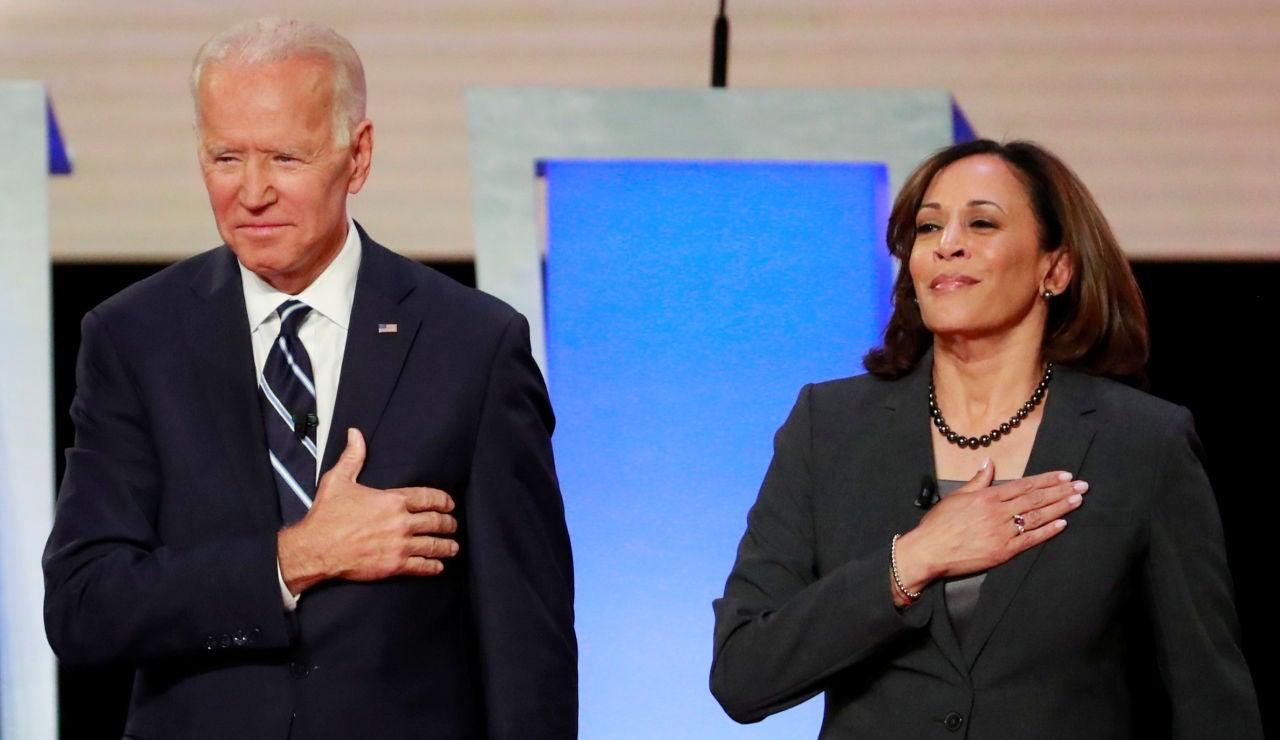 Joe Biden anuncia que Kamala Harris sería vicepresidenta si ganan las elecciones estadounidenses