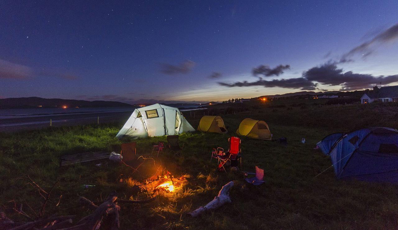 Rebrote en un campamento de verano de Ferrol