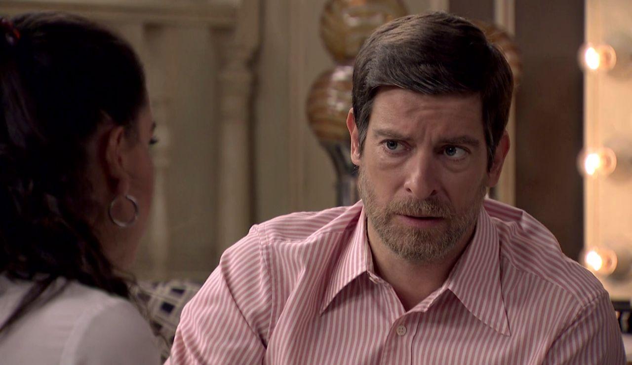 Jose se sincera con Marcelino sobre la verdad que esconde Curtis con Ray
