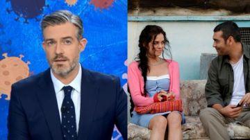 Antena 3 Noticias 1 y 'Mujer', líderes de la TV