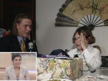 Espejo Público recuerda los mejores momentos del conocido programa 'Sorpresa sorpresa'