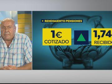 """Juan Enrique Elúa: """"Los trabajadores se verán obligados a trabajar hasta los 70 porque están recortando las pensiones públicas"""""""