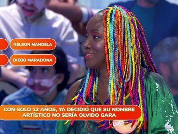 """Una eufórica Lucrecia celebra los primeros segundos en 'Pasapalabra': """"¡Cómo me gusta!"""""""