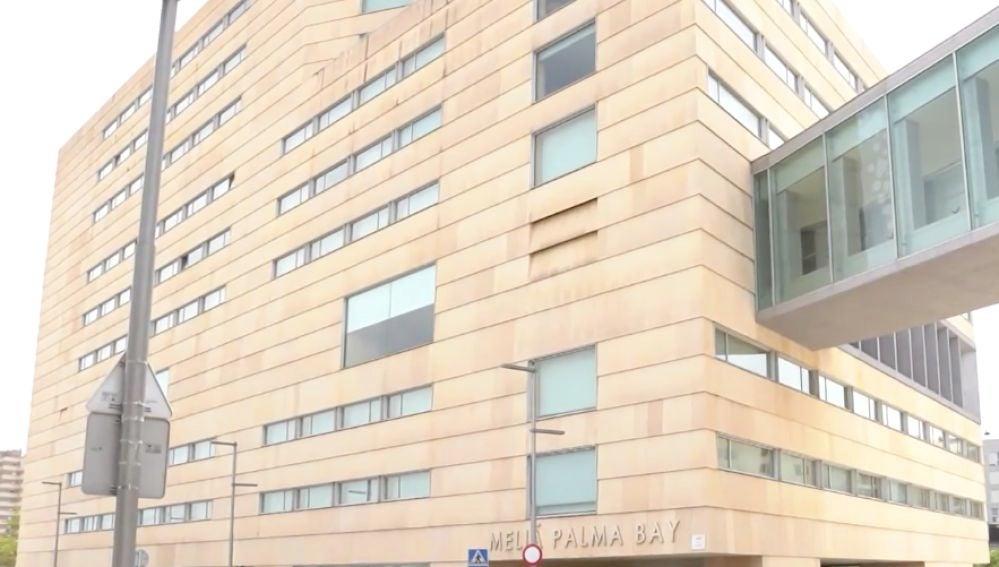 El aumento de casos en Baleares provoca adaptar de nuevo un hotel para asistir a los pacientes de coronavirus