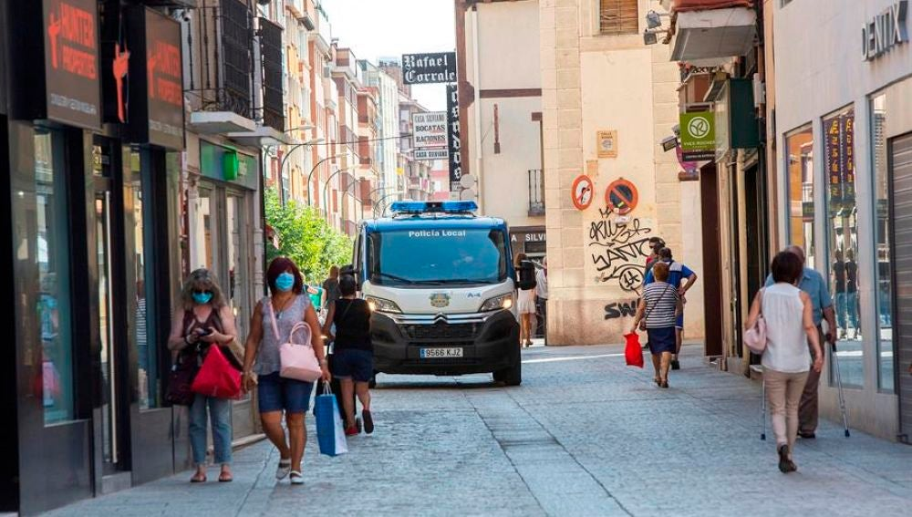 Castilla Y León pide evitar las reuniones de más de diez personas