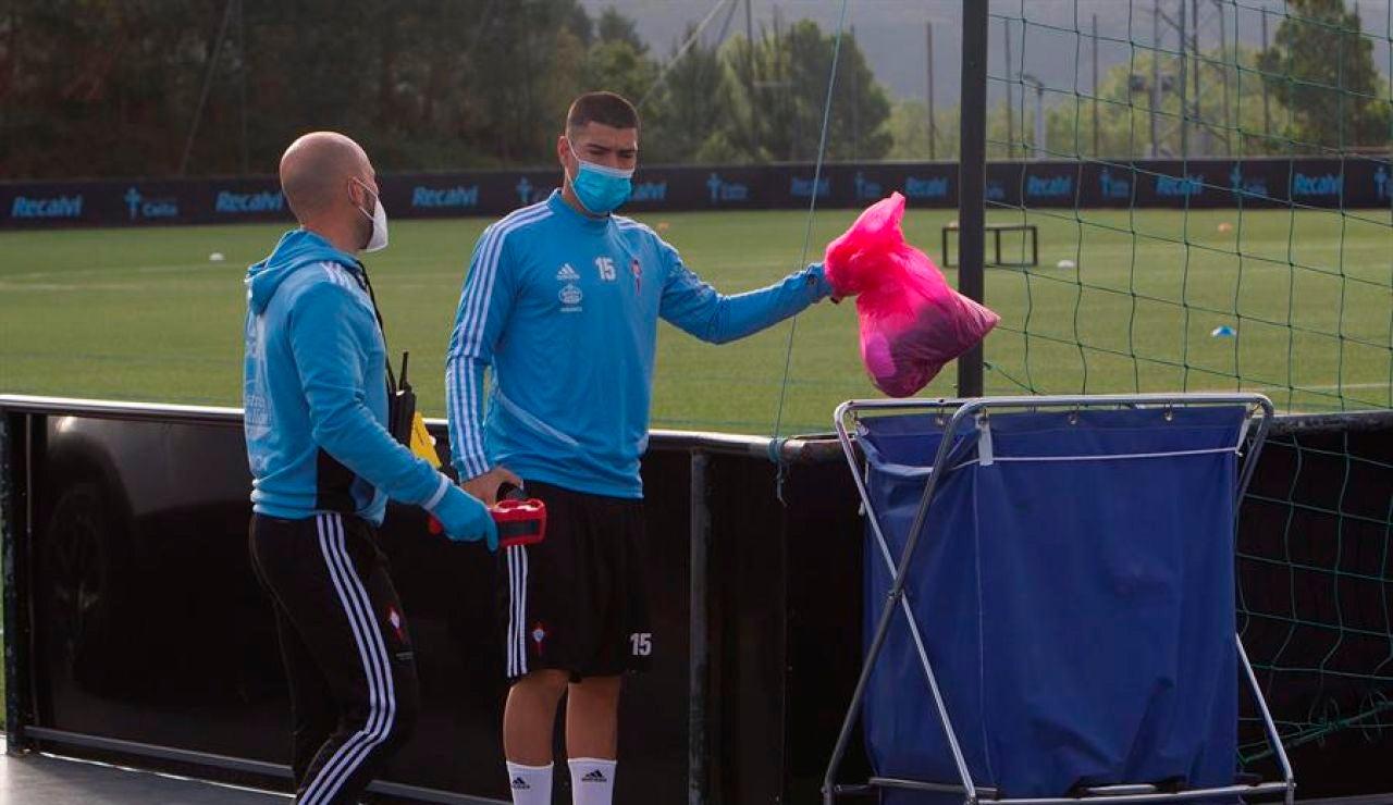 El Celta de Vigo detecta dos positivos por coronavirus en el equipo