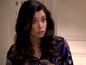 """Amelia, muy insegura sobre las palabras de Mateo: """"Desconfío sobre la procedencia de ese dinero"""""""