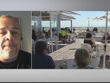 """Los hosteleros de Madrid reclaman más espacio en las terrazas: """"El fin de semana solo hemos facturado 150 euros"""""""