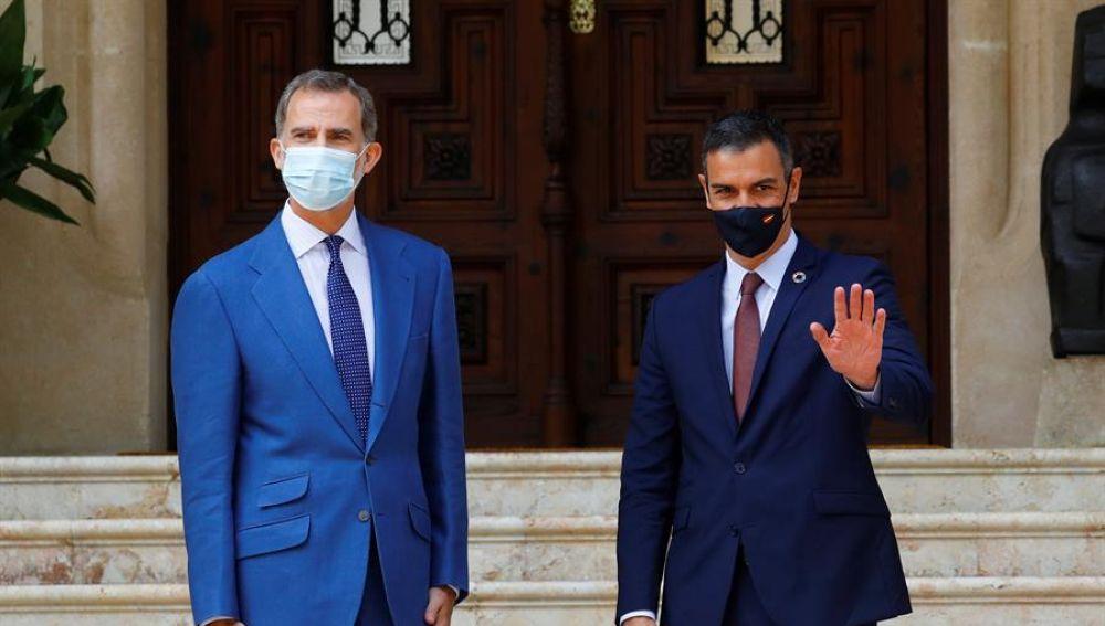 Barcelona New Economy Week 2020: Felipe VI y Pedro Sánchez | Última hora Cataluña