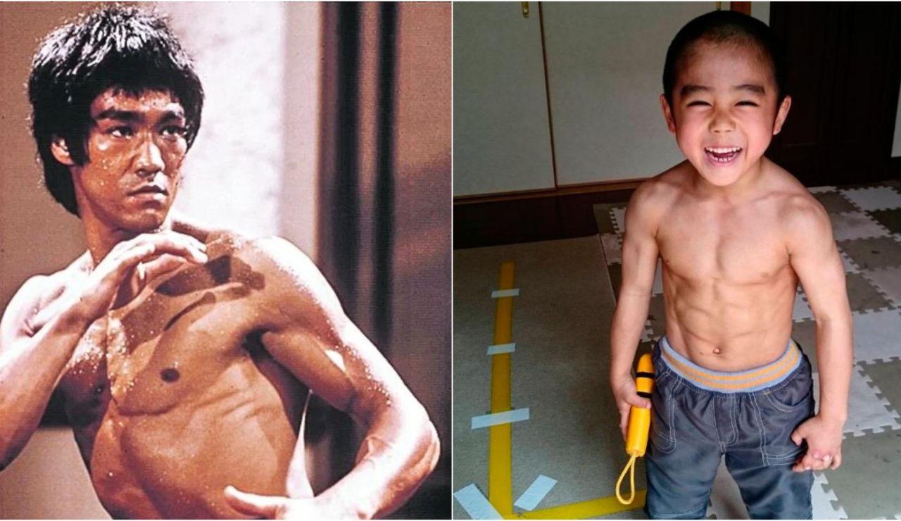 Ryusei Imai, el niño de 10 años que es un clon de Bruce Lee