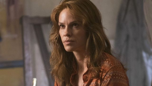 Hilary Swank en 'The Hunt'