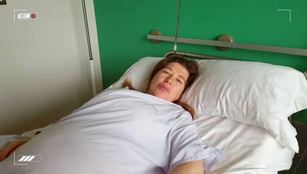 María se enfrenta a su miedo al quirófano por conseguir su sueño