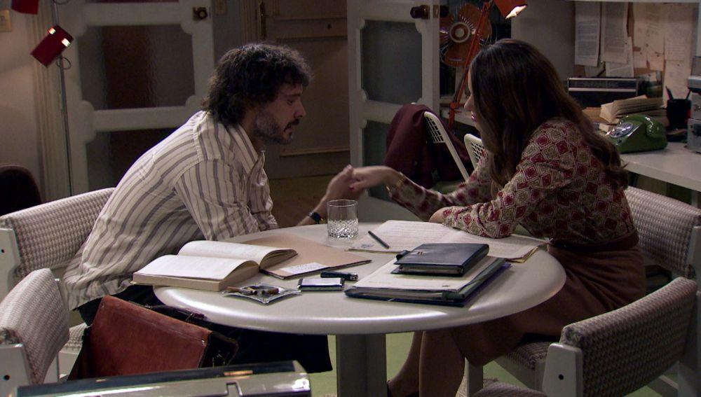 El recuerdo de Julia: El principal obstáculo de Guillermo para dar rienda suelta a  su noviazgo con Lourdes