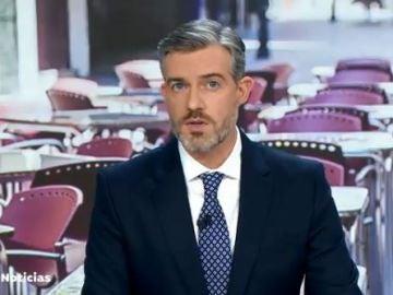 Ángel Carreira en Antena 3 Noticias 1