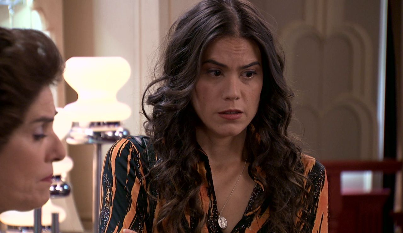 Jose teme que Sebastián esté renunciando a demasiadas cosas por ella