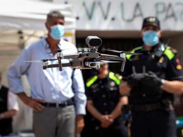 Badalona utilizará drones para evitar que los okupas invadan viviendas de forma ilegal