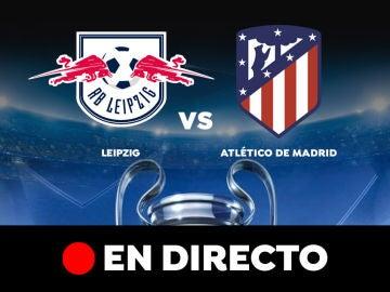 Leipzig - Atlético de Madrid: Resultado y goles del partido de hoy, en directo | Champions League