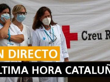Última hora Cataluña: Rebrotes, datos de coronavirus y últimas noticias hoy jueves 13 de agosto, en directo