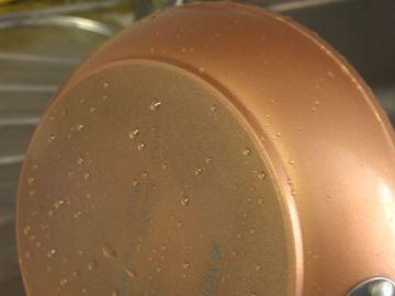 Sartén de cobre