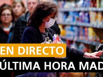 Madrid hoy: Rebrotes de coronavirus, sucesos y últimas noticias, en directo