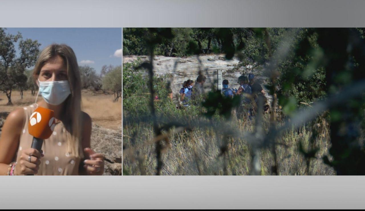 La Guardia Civil podría estar buscando la cabeza de la mujer descuartizada en Chapinería para averiguar si se produjeron golpes antes de matarla