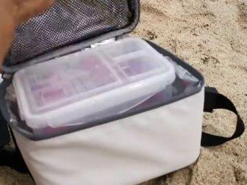 Recetas frescas y saludables para llevar en tu tartera de playa