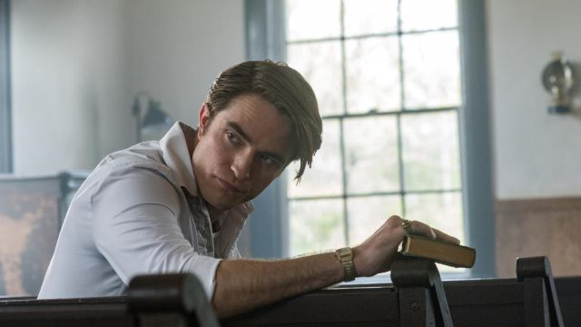 Robert Pattinson en 'The Devil All the Time'
