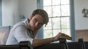Robert Pattinson en 'The Devil All the Time'